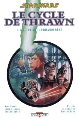 Star Wars. Le Cycle de Thrawn (Cartonné 96-140 pp) #3.2