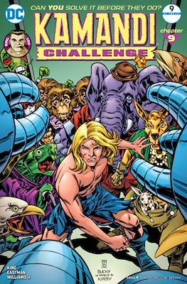 Kamandi Challenge (Comic-book) #9