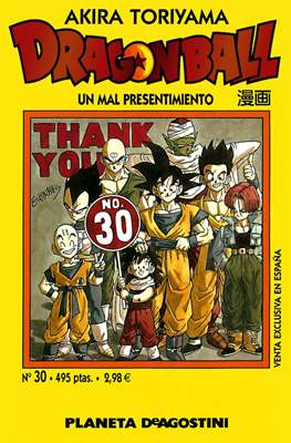 Dragon Ball (Rústica) #30