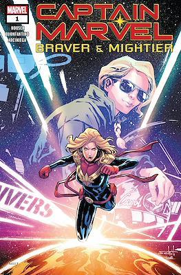 Captain Marvel: Braver & Mightier