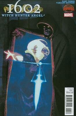 1602: Witch Hunter Angela (Variant Cover) #3