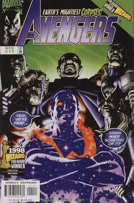 The Avengers Vol. 3 (1998-2004) (Comic-Book) #11