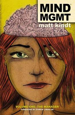 Mind MGMT (Hardcover) #1