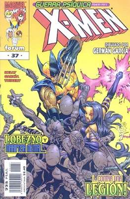 X-Men Vol. 2 / Nuevos X-Men (1996-2004) (Grapa 24 pp) #37