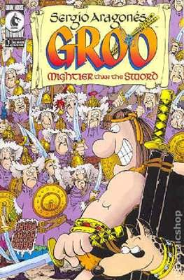 Groo Mightier than the Sword (2000) (Grapa) #1