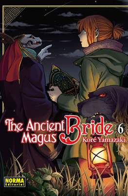 The Ancient Magus Bride (Rústica) #6