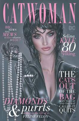 Catwoman 80th Anniversary 100-Page Super Spectacular (Variant Cover) (Softcover 100 pp) #1.19