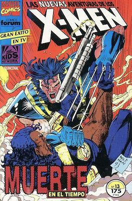 Las nuevas aventuras de los X-Men (Grapa 24 pp) #13