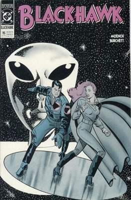 Blackhawk Vol 3: (1989-1990) (Comic-book.) #15