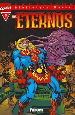Biblioteca Marvel: Los Eternos (2001-2002) (Rústica 160 pp) #3