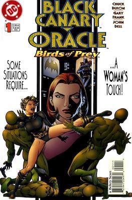 Black Canary / Oracle: Birds of Prey