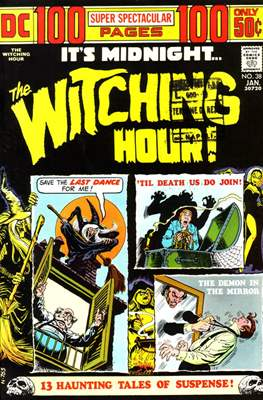 The Witching Hour Vol.1 (Grapa) #38