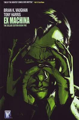 Ex Machina - The Deluxe Edition (Hardcover) #5
