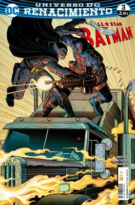 All-Star Batman. Renacimiento (Grapa) #3