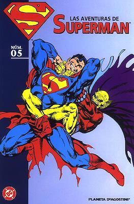 Las aventuras de Superman (2006-2007) #5