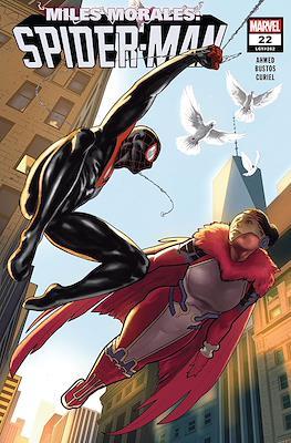 Miles Morales: Spider-Man (2018) #22