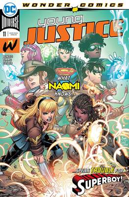 Young Justice (2019-) (Comic Book) #11