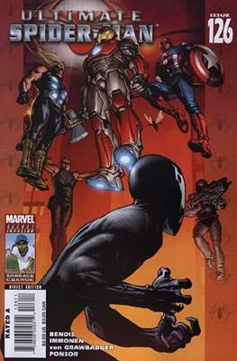 Ultimate Spider-Man (2000-2009; 2011) (Comic-Book) #126
