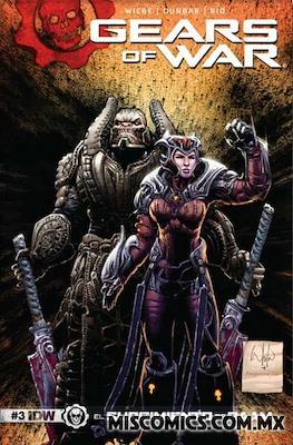 Gears of War (Portada Variante) #3