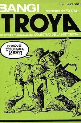 Trocha / Troya (Revista 52 pp) #5