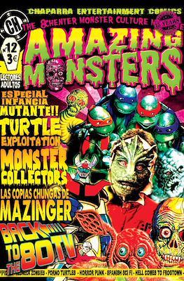 Amazing Monsters (Grapa) #12