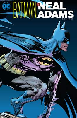 Batman by Neal Adams #1