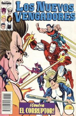 Los Nuevos Vengadores Vol. 1 (1987-1994) (Grapa 32 pp) #38