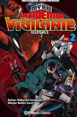 My Hero Academia: Vigilante Illegals (Rústica con sobrecubierta) #2