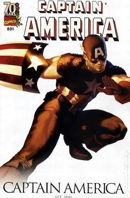 Captain America Vol. 5 (2005-2011 Variant Cover) (Comic Book) #601