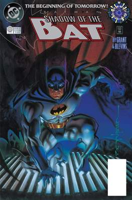Batman: Shadow of the Bat (Comic book) #0
