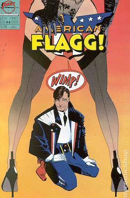 American Flagg! (Comic book) #46