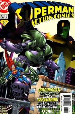 Action Comics Vol. 1 (1938-2011; 2016-) (Comic Book) #763