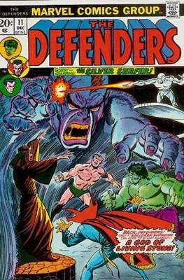 The Defenders vol.1 (1972-1986) (Grapa, 32 págs.) #11