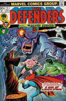 The Defenders vol.1 (1972-1986) #11