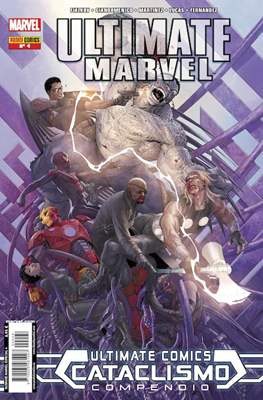 Ultimate Marvel Especial (Rústica) #4