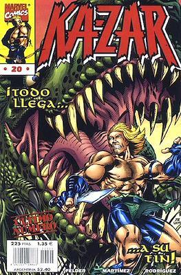 Ka-Zar (1998-1999) (Grapa. 17x26. 24 páginas. Color.) #20