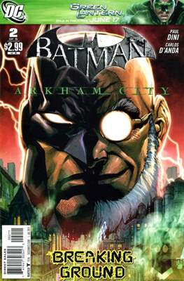 Batman Arkham City (Comic Book) #2