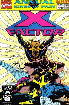 X-Factor Annual (Comic-book) #6