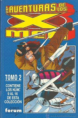Las Aventuras de los X-Men #2