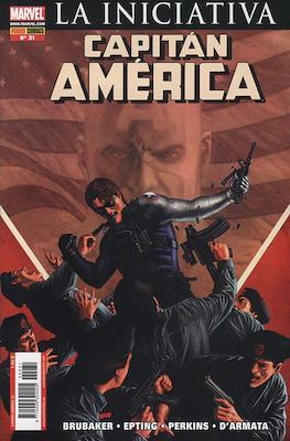 Capitán América Vol. 7 (2005-2011) (Grapa) #31