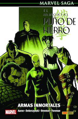 Marvel Saga. El Inmortal Puño de Hierro (Cartoné 180 pp) #6