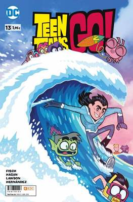 Teen Titans Go! (Grapa) #13