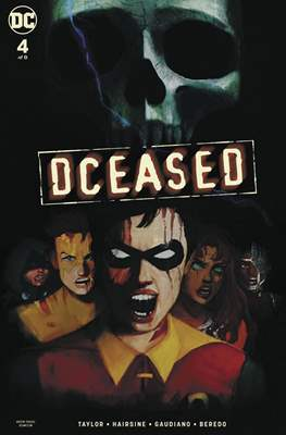 DCeased (Variant Covers) (Comic Book) #4.1