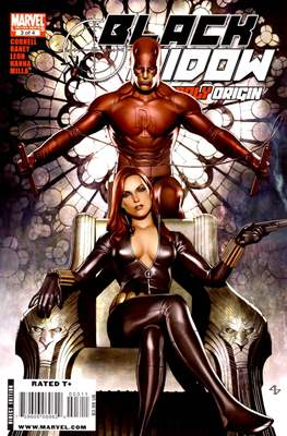 Black Widow: Deadly Origin (Comic Book) #3