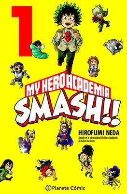 My Hero Academia Smash
