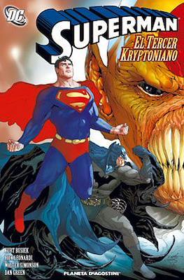 Superman. El tercer kryptoniano