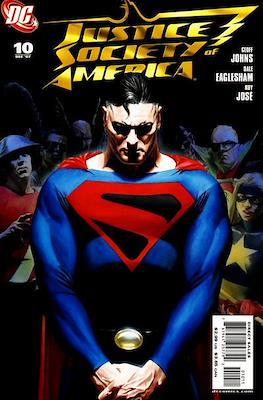 Justice Society of America Vol. 3 (2007-2011) #10