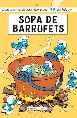 Noves aventures dels Barrufets #10