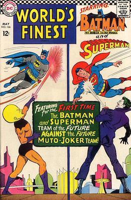 World's Finest Comics (1941-1986) (Comic Book) #166