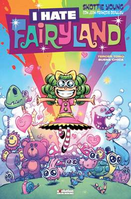 I Hate Fairyland (Cartoné 160-144 pp) #3